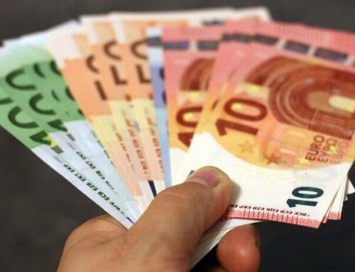 ¡¡YA ESTÁ EN VIGOR LA LIMITACIÓN DE PAGOS EN EFECTIVO A 1.000 EUROS!!